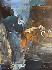 Opus VIII by Ron Reams (Acrylic Painting)