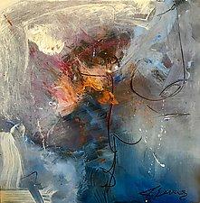 Opus XVII by Ron Reams (Paintings & Drawings Acrylic Paintings)