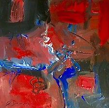 Opus XXIX by Ron Reams (Acrylic Painting)