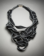 Journey Zipper Necklace by Kate Cusack (Zippered Necklace)