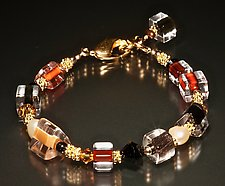 Karma Brindle Bracelet by Ricky Bernstein (Beaded Bracelet)
