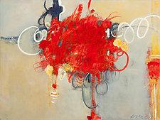 Deja Vu by Lela Kay (Paintings & Drawings Oil Paintings)