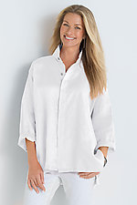 Linen Signature Shirt by Planet (Linen Shirt)