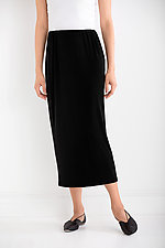 Matte Jersey Slim Skirt by Planet   (Knit Skirt)