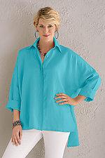 Linen Easy Shirt by Planet   (Linen Shirt)