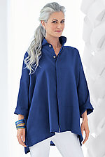 Linen Signature Shirt by Planet   (Linen Shirt)