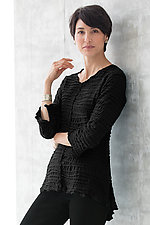 Fiore Seamed Top by Carol Turner  (Knit Top)
