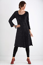 Fiore Asymmetrical Dress by Carol Turner (Knit Dress)