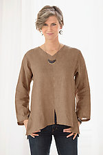 Willow Top by Carol Turner  (Linen Top)