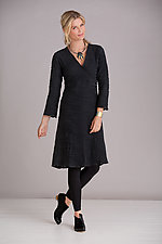 Fiore Surplice Dress by Carol Turner  (Knit Dress)