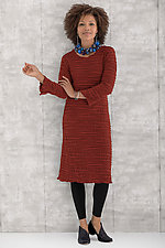 Fiore Nouveau A-line Dress by Carol Turner  (Knit Dress)