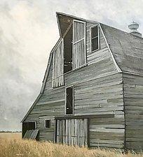 Defiance by Mary Jo Van Dell (Paintings & Drawings Oil Paintings)