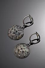 Asterias Earrings by Sooyoung Kim (Silver & Stone Earrings)