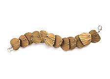 Shell Bracelet by Ann Chikahisa (Silver Bracelet)