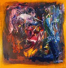 Jam Session by Jerry Hardesty (Acrylic Painting)