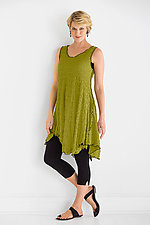 Pucker Playa Tunic by Noblu   (Knit Tunic)