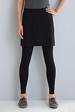 Ponte Skirted Leggings by F.H. Clothing Co. (Knit Leggings)