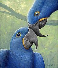 Pantanal by T.W. Wolff (Giclee Print)