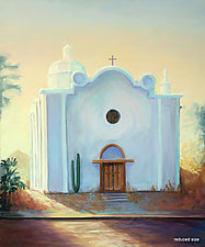 Ajo by T.W. Wolff (Giclee Print)