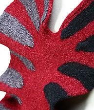Royal Scarf by Kristin Gereau  (Silk & Wool Scarf)