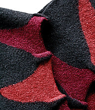 C Scarf by Kristin Gereau  (Silk & Wool Scarf)