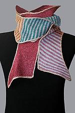 Zig Zag Scarf by Kristin Gereau (Silk & Wool Scarf)