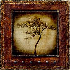 Soul Tree by Yuko Ishii (Mixed-Media Wall Art)