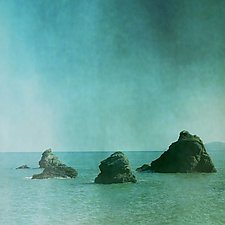 Rock Islands by Yuko Ishii (Color Photograph)