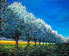 Orchard Row by Johnathan  Harris (Giclee Print)