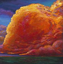 Skydance by Johnathan  Harris (Acrylic Painting)