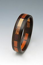 Simple Bracelet by Martha Collins (Wood Bracelet)
