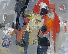 Figure 5 on Edge by Carole Guthrie (Giclee Print)