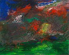 Hurricane Sandy by Jonathan Herbert (Oil Painting)