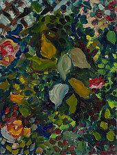Summer Foliage by Jonathan Herbert (Oil Painting)