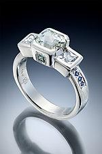 Yellow Sapphire Ring by Leann Feldt (Jewelry Rings)
