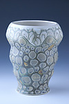 Untitled Vase 1012 by Ben Howort (Ceramic Vase)