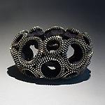Figure-Eight Zipper Bracelet by Kate Cusack (Zippered Bracelet)