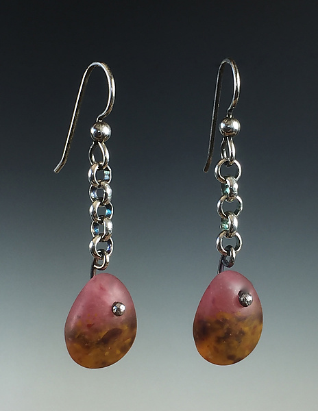 Tear Drop Earring in Sonora