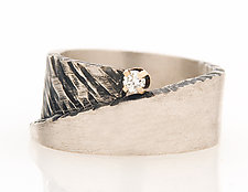 Forever 2 Ring by Dagmara Costello (Silver & Stone Ring)