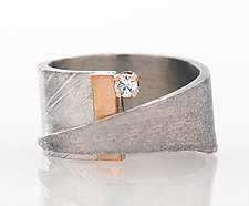 Forever 5 Ring by Dagmara Costello (Silver & Stone Ring)