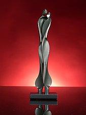 Intimacy by Boris Kramer (Metal Sculpture)