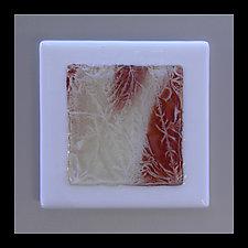 Filigree 711 by Doug Gillis (Art Glass Wall Art)