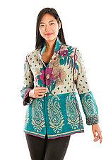 Simple Jacket #9 by Mieko Mintz  (Size M (10-12), One of a Kind Jacket)