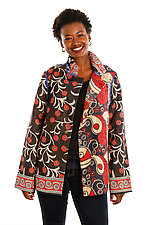 Simple Jacket #12 by Mieko Mintz  (Size L (14-16), One of a Kind Jacket)