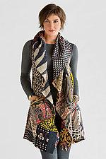 Kantha Patchwork Vest by Mieko Mintz  (Cotton Vest)