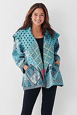 Flare Jacket #1 by Mieko Mintz  (One Size (2-14), Cotton Jacket)