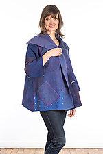 Flare Jacket #9 by Mieko Mintz  (One Size (2-14), Cotton Jacket)