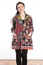 Back Tuck Tunic #1 by Mieko Mintz  (One Size (2-12), Cotton Tunic)