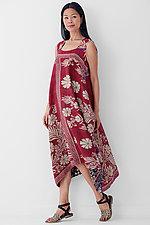 Tent Dress #1 by Mieko Mintz  (One Size (2-14), Cotton Dress)