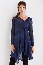 Whirlwind Tunic ? Sapphire/Black by Spirithouse  (Mesh Tunic)